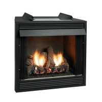 Vent-Free Gas Fireplaces