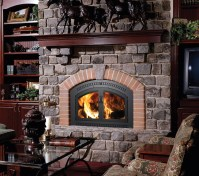 High-Efficiency-Hybrid Woodburning Fireplaces