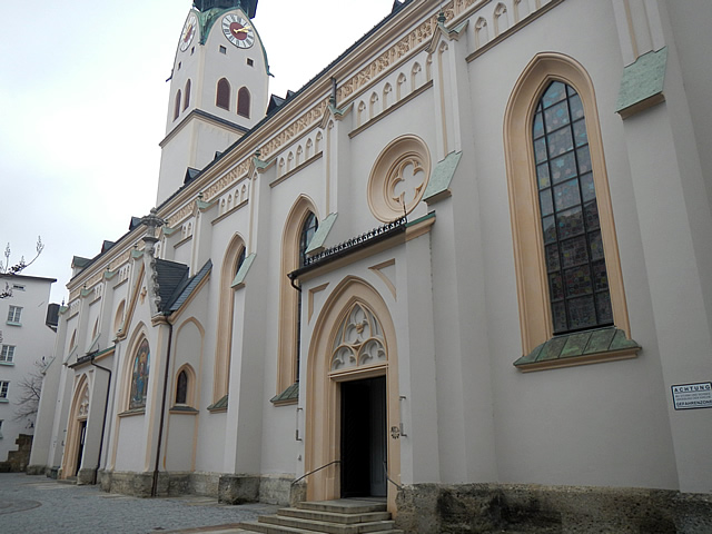 Kirche in Rosenheim