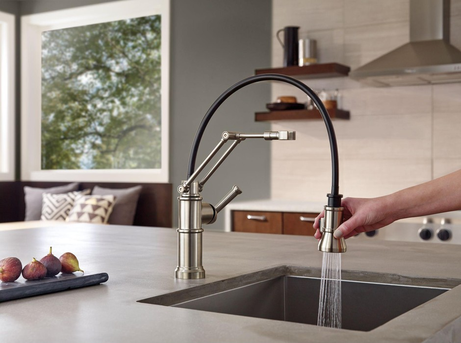 articulating kitchen faucet cabnits innovation; a sum of parts – artesso ...
