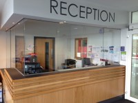 Reception Screens - Supplied and Fitted - Bartley Glass ...