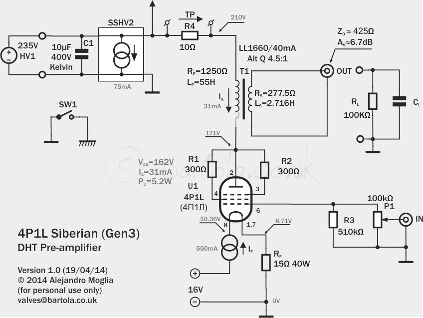4p1l dht preamplifier project - page 4 - diy