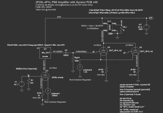 2P29L-4P1L PSE Amp