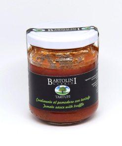 condimento pomodoro tartufo