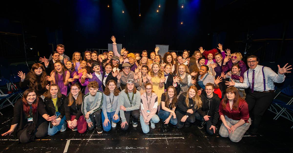 Barton Peveril's Urinetown: The Musical Cast