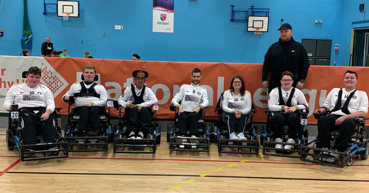 Barton Peveril Student Reaches FA Disability Cup Final