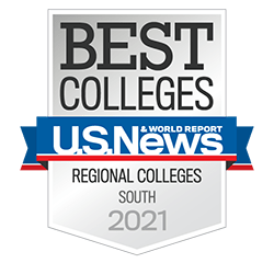 US NEWS Best Colleges badge