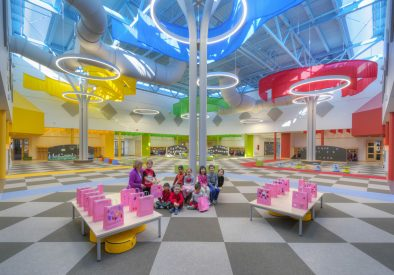 Barton Malow_Troy Early Childhood Center 1