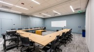 Penn State Chemical and Biomedical Engineering Building Conference Space