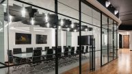 UBS Detroit Office Meeting Room