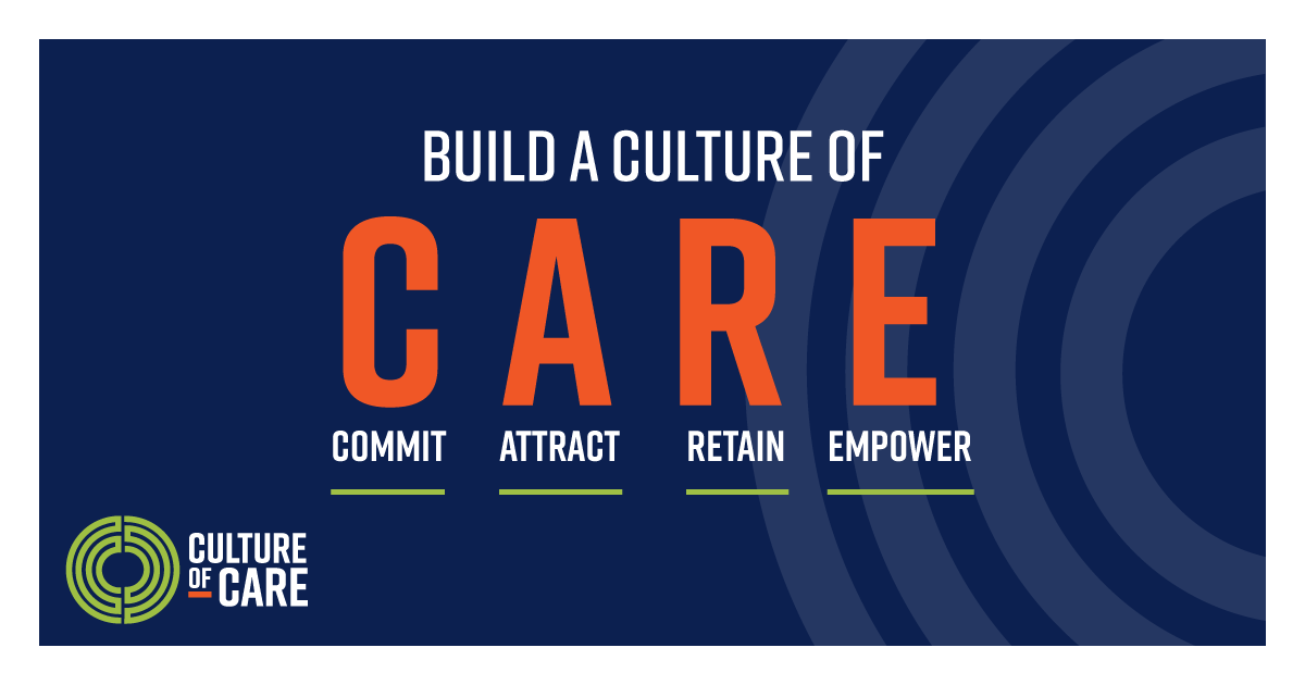 Build a Culture of CARE