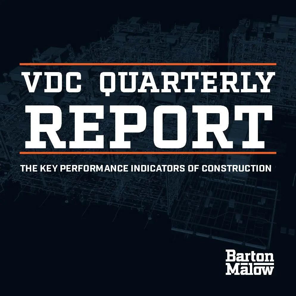 VDC Quarterly Report 2020 Summer Cover