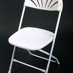 Table And Chair Rentals In Delaware Outdoor Folding Chairs Barton S Grand Rental Party White Fanback
