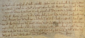 1199 charter from charter rolls