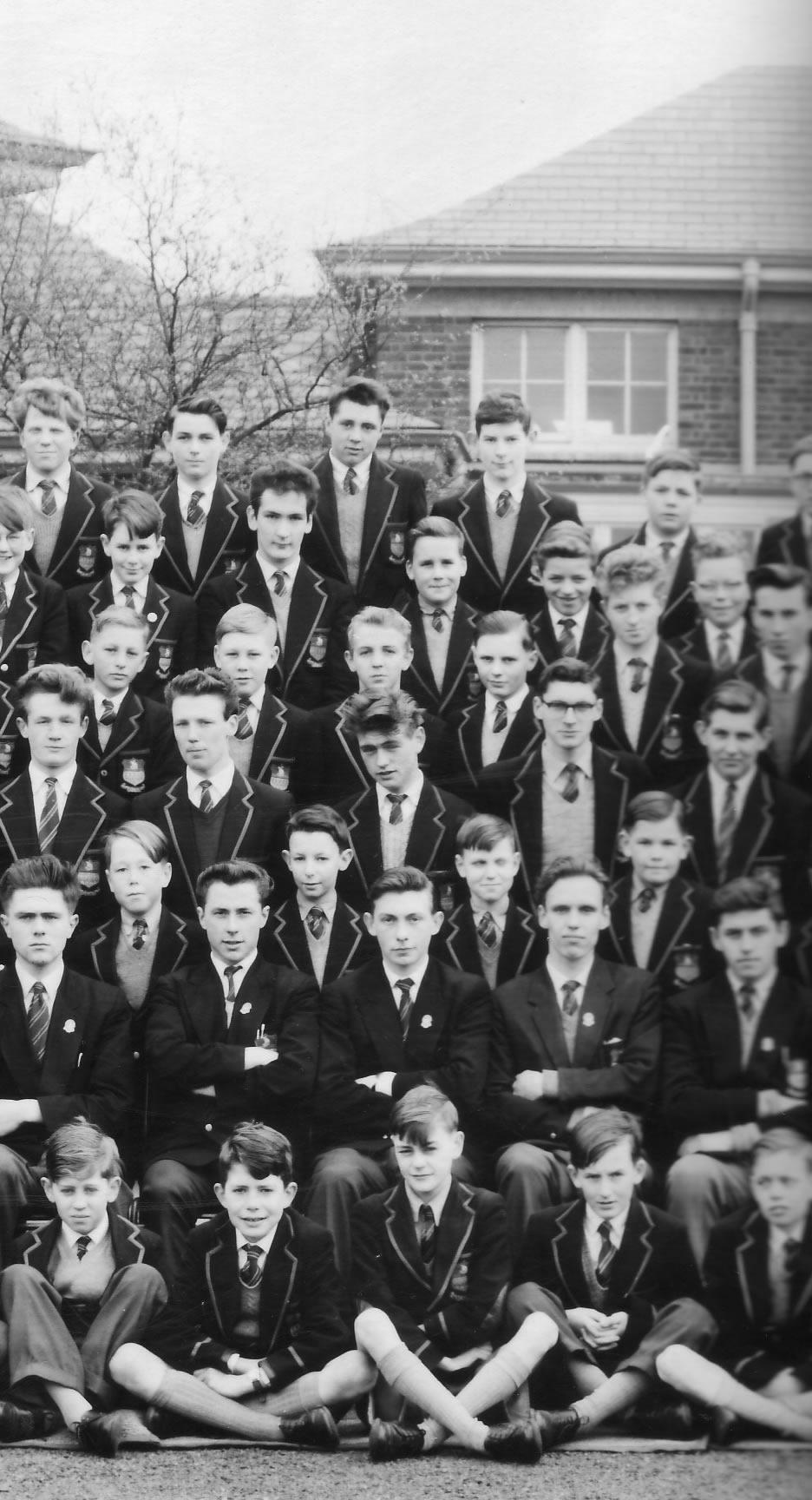 Grammar Shool 1960