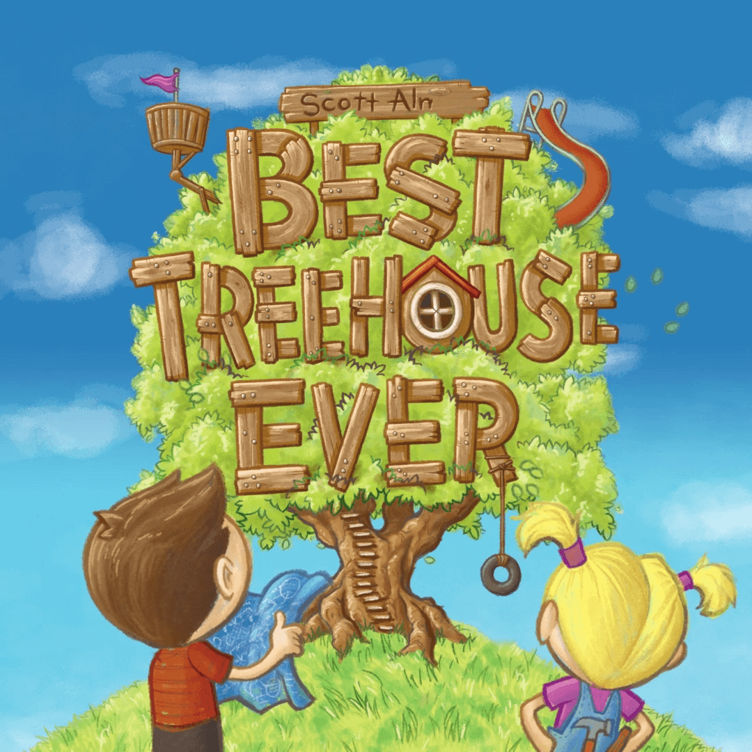 BEST TREEHOUSE EVER - TRAILER