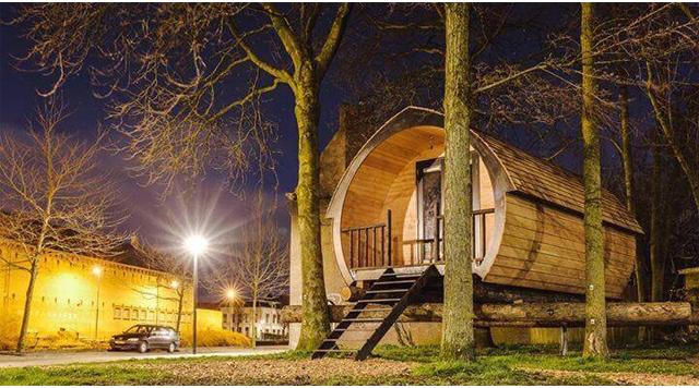 Drieluik Leeuwarden en Friesland eten slapen en winkelen
