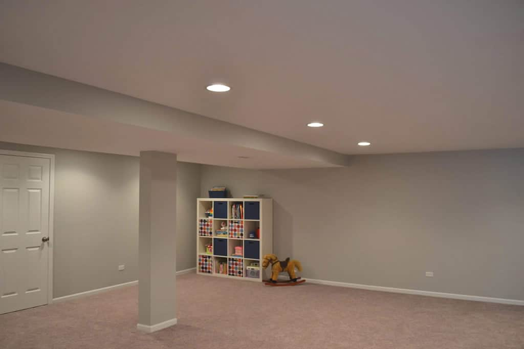 Basement Finish  Naperville IL  Barts Remodeling Chicago IL