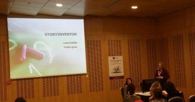 CUC 2017.: Učiteljice naše škole predstavile StoryInventor