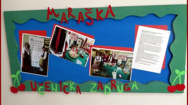 Aktivna Učenička zadruga Maraška