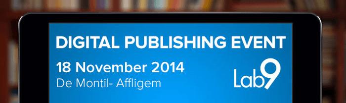digital publishing event lab9