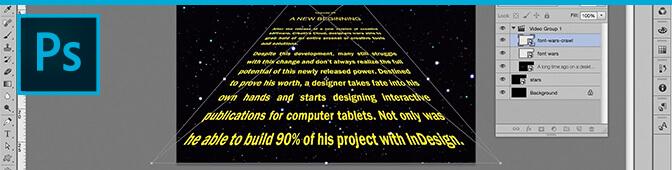 Star Wars Photoshop tutorial