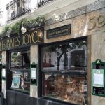 james joyce madrid