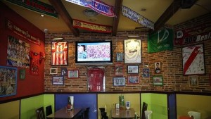 sports bar madrid