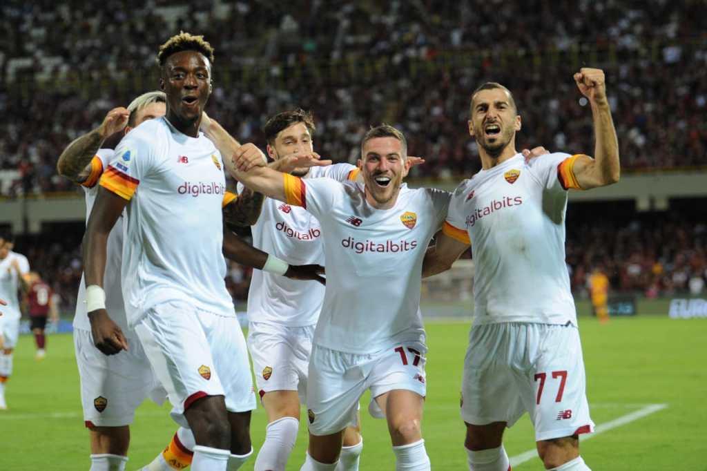 Salernitana vs AS Roma
