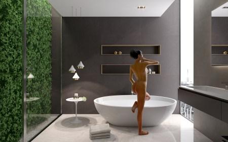Projekt łazienki 2 miejsce