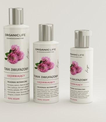 wizualizacja kosmetyków- butelki na kosmetyki