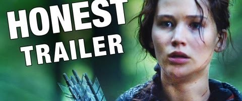 Honest Trailers – The Hunger Games by screenjunkies