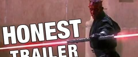 Honest Trailers – Phantom Menace 3D by screenjunkies