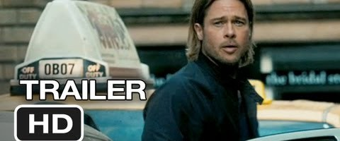 World War Z Official Trailer #1 (2013) – Brad Pitt Movie HD by movieclipsTRAILERS