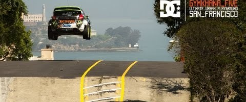 DC SHOES: KEN BLOCK'S GYMKHANA FIVE: ULTIMATE URBAN PLAYGROUND; SAN FRANCISCO by DCshoesFILM