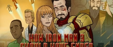 How Iron Man 3 Should Have Ended by HISHEdotcom