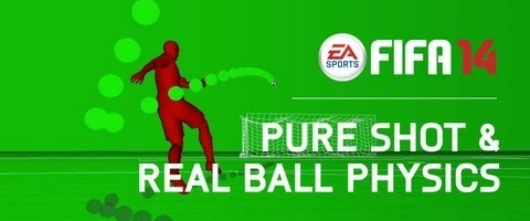 FIFA 14 Pure Shot & Real Ball Physics – Features Trailer by EA SPORTS FIFA