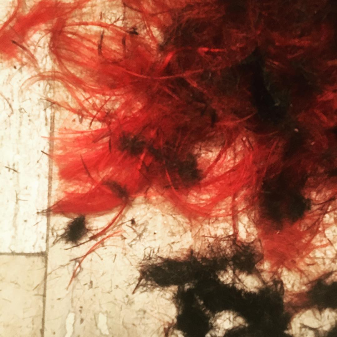 See you later #RedMohawk