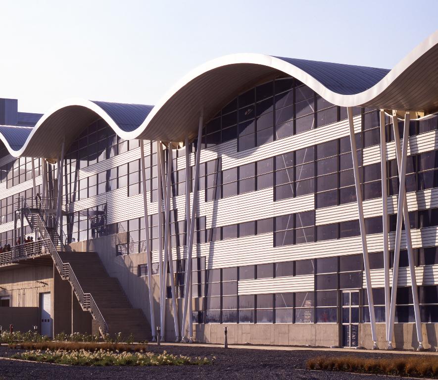 Fachadas y Cubiertas Industriales  BASA Arquitectura y Diseo