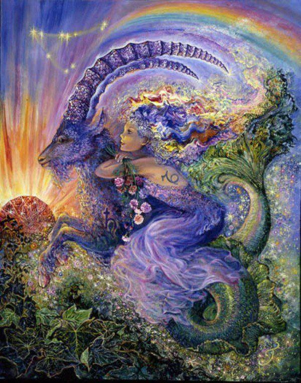 oğlak astroloji