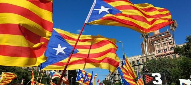 Llibertat s'escriu amb C de Catalunya