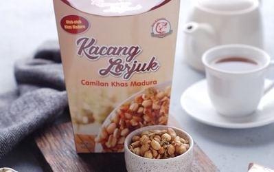 Kacang Lorjuk, Camilan khas Madura saat Lebaran