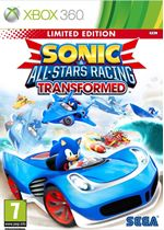 Sonic & All-Stars Racing : Transformed - édition limitée (xbox 360)
