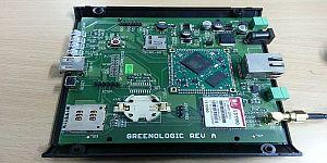 GSM Zigbee Gateway