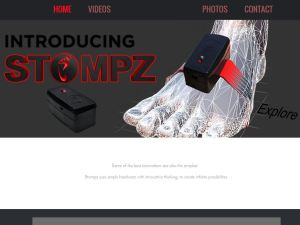 Stompz – Virtual Reality Accessory