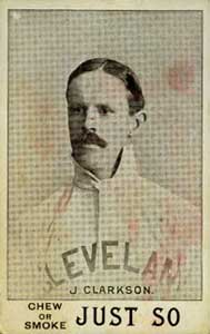 John Clarkson of the 1893 Cleveland Spiders