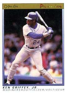 1991 OPeeChee Premier Baseball Card Checklist