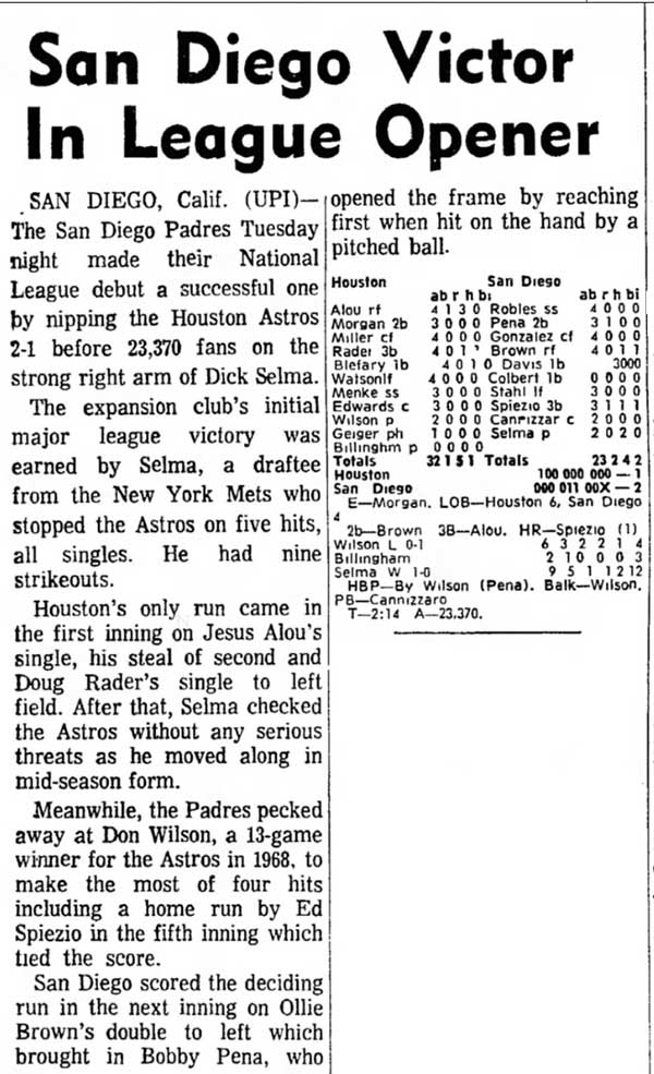 Ollie Brown Baseball Stats by Baseball Almanac