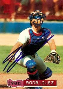 Ivan Rodriguez Baseball Stats By Baseball Almanac