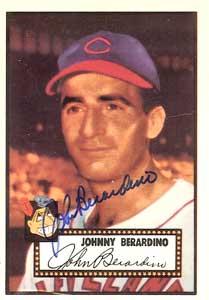 Johnny Berardino Baseball Stats By Baseball Almanac